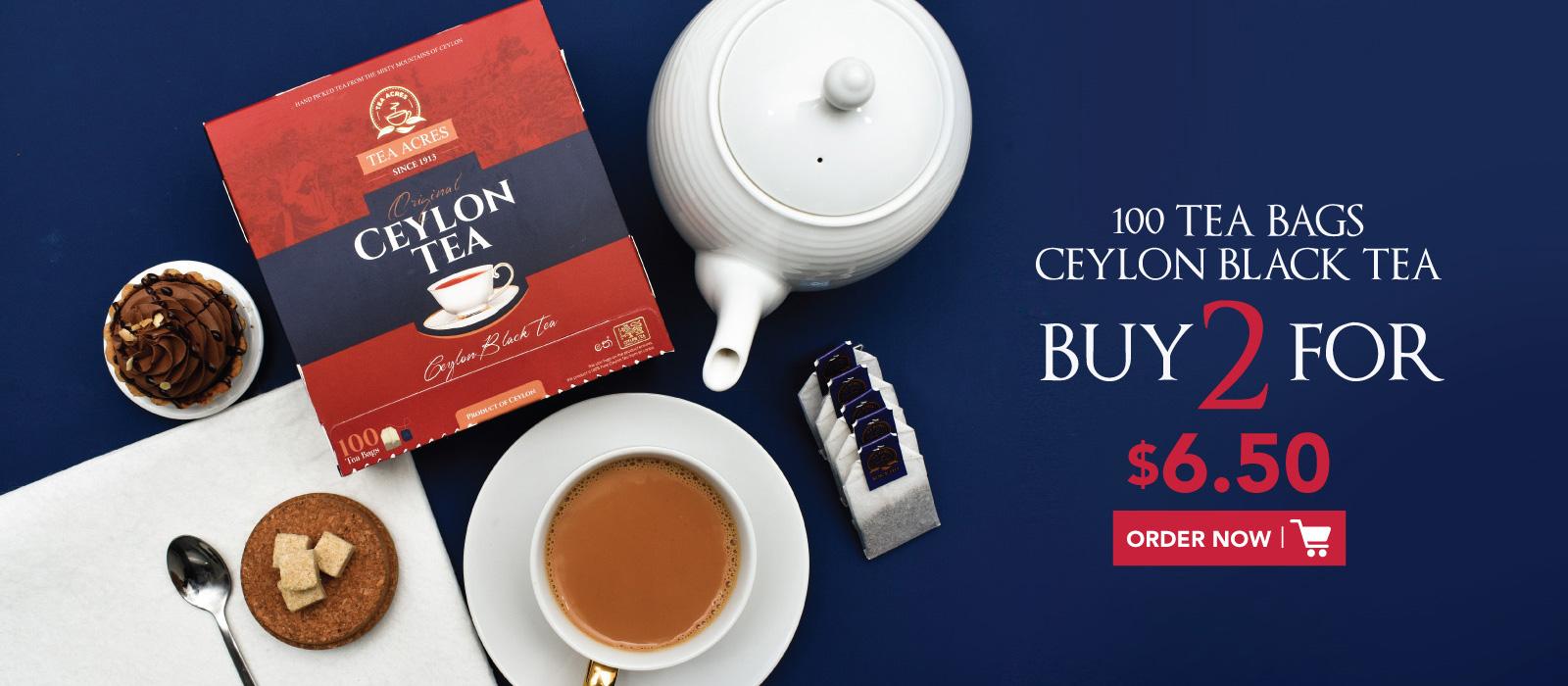 Ceylon Black Tea post thumbnail image